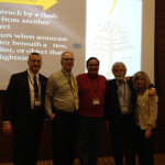 Lightning safety and protection experts from around the country shared resources and  information at the annual LPI/ULPA Conference in Las Vegas from February 26 - March 1, 2013.