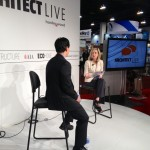 Interview with Architect Live Show at the 2013 AIA Expo.